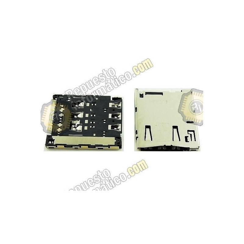 Lector Sim Sony Xperia M4 Aqua E2303