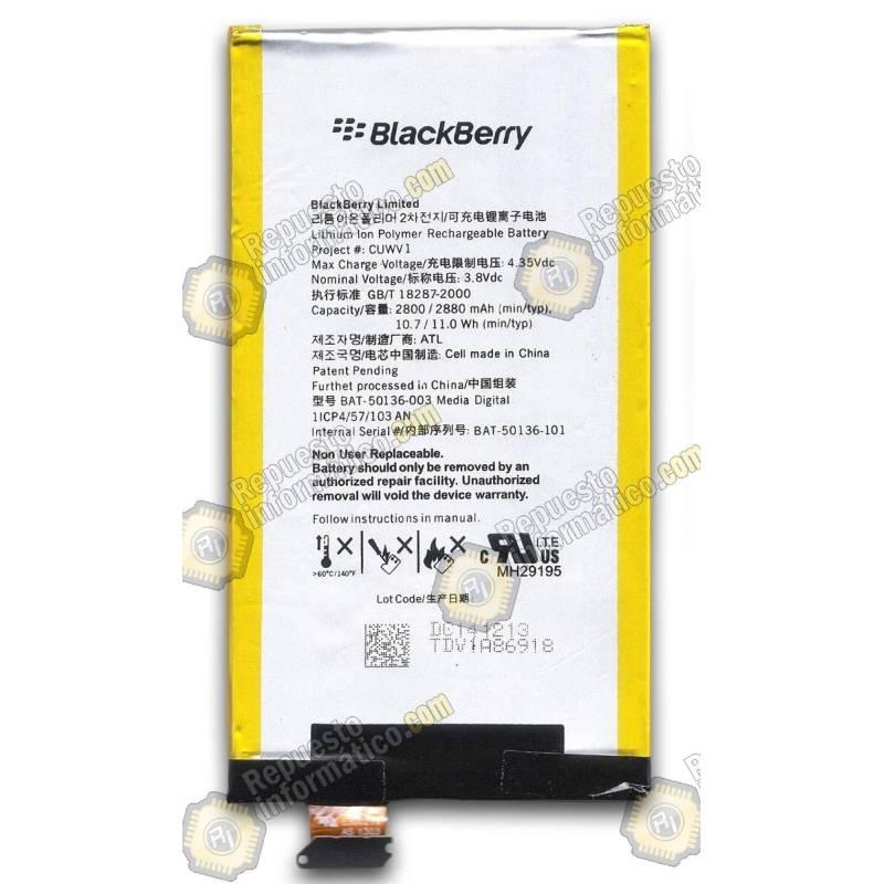 Batería para Blackberry Z30
