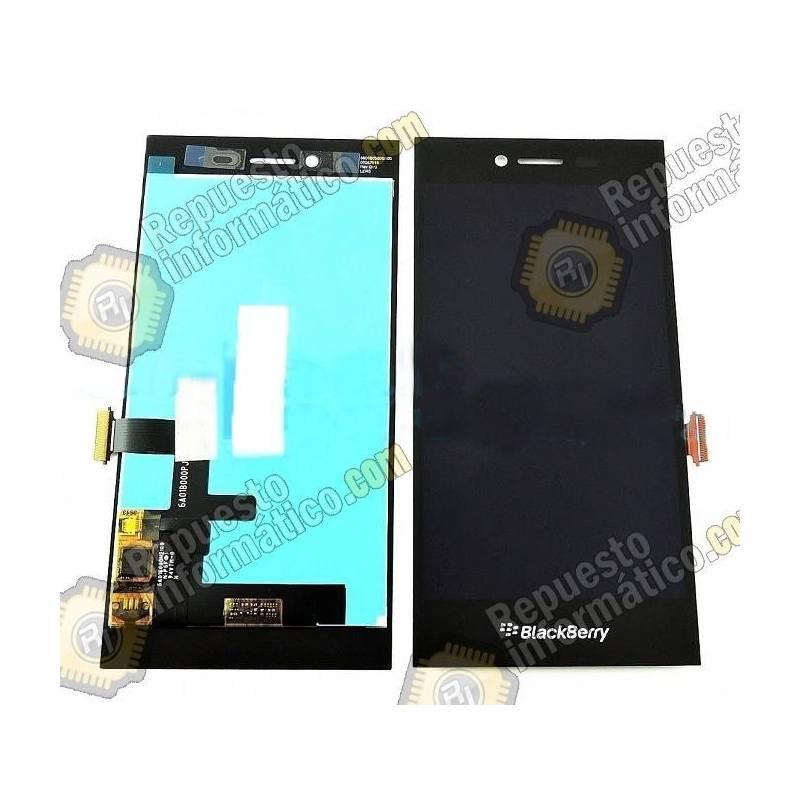 Pantalla (LCD+Táctil) Blackberry Leap Black