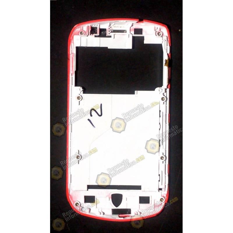 Carcasa Frontal roja Doogee / DG110 (Collo 3) (Swap)