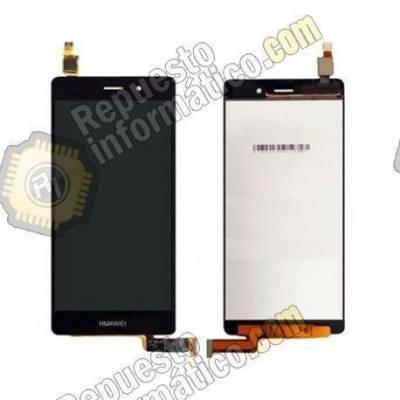 Pantalla Lcd + Tactil Huawei P8 Lite Negra