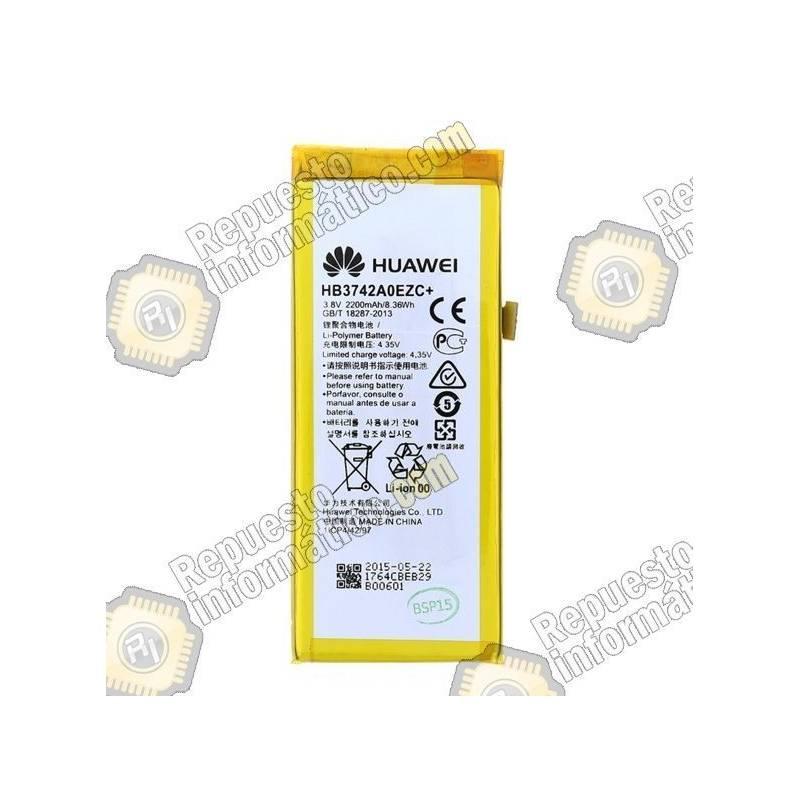 Batería Huawei Ascend P8 Lite (HB3742A0EZC) 2200mAh