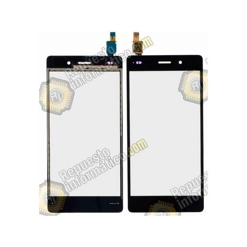 Táctil Negro Huawei P8 Lite