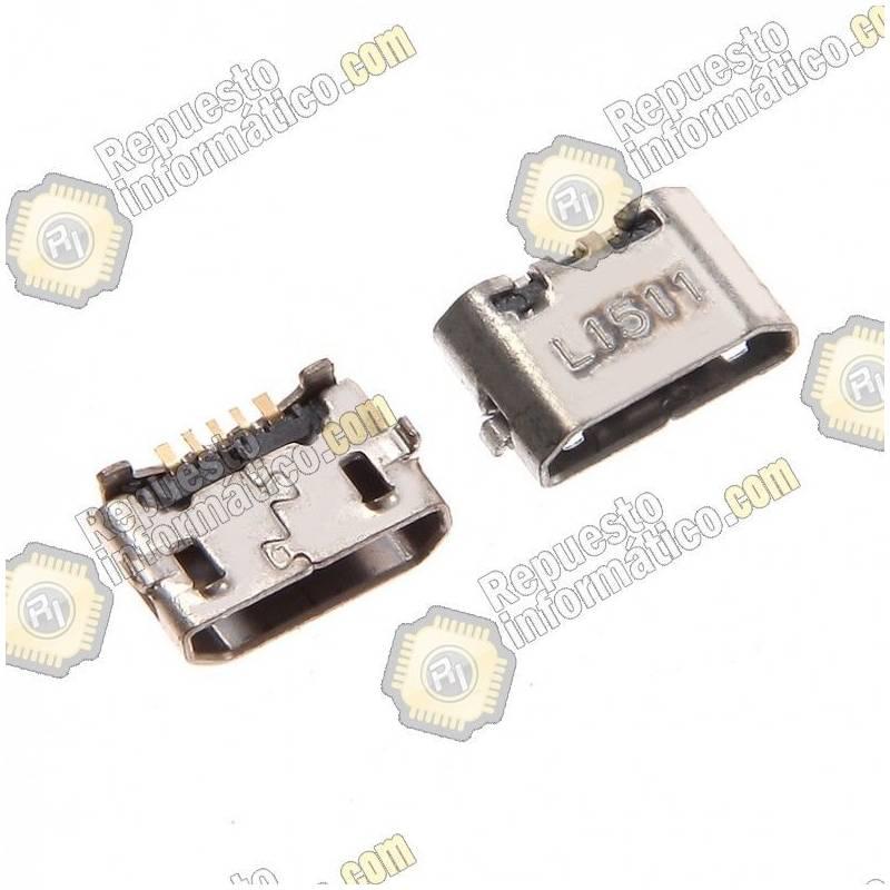 Conector de Carga micro usb Huawei P8, Huawei P8 Lite