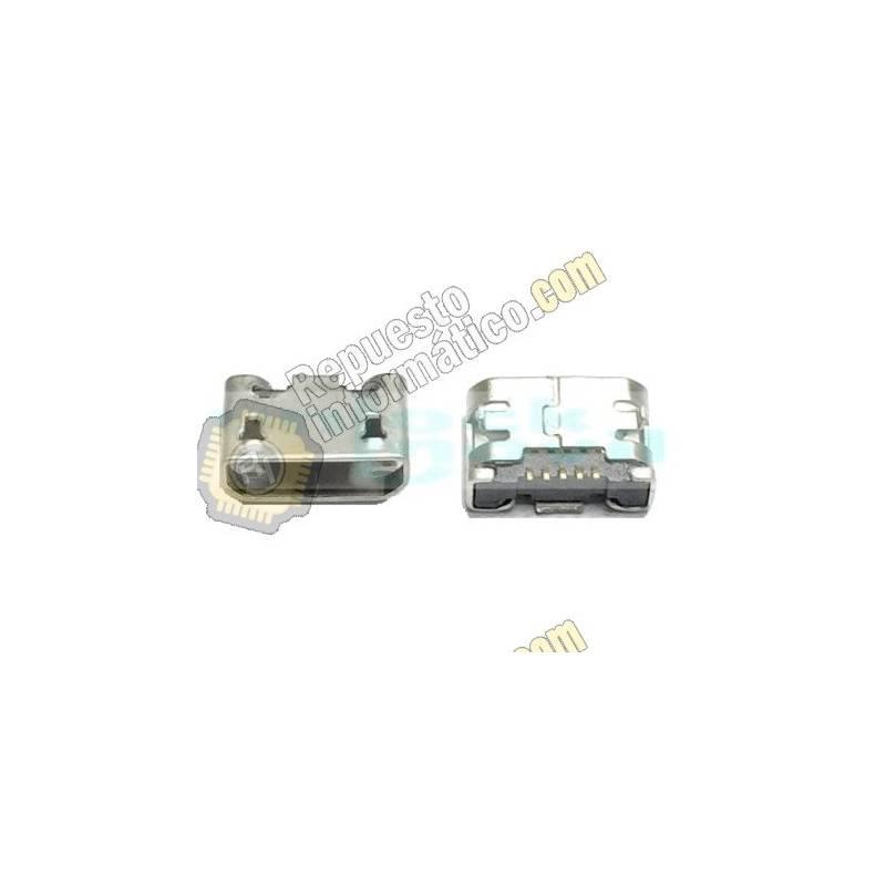Conector de Carga JIAYU G1, G2, G2S, G3, G4, G5, G6, G2F, S2