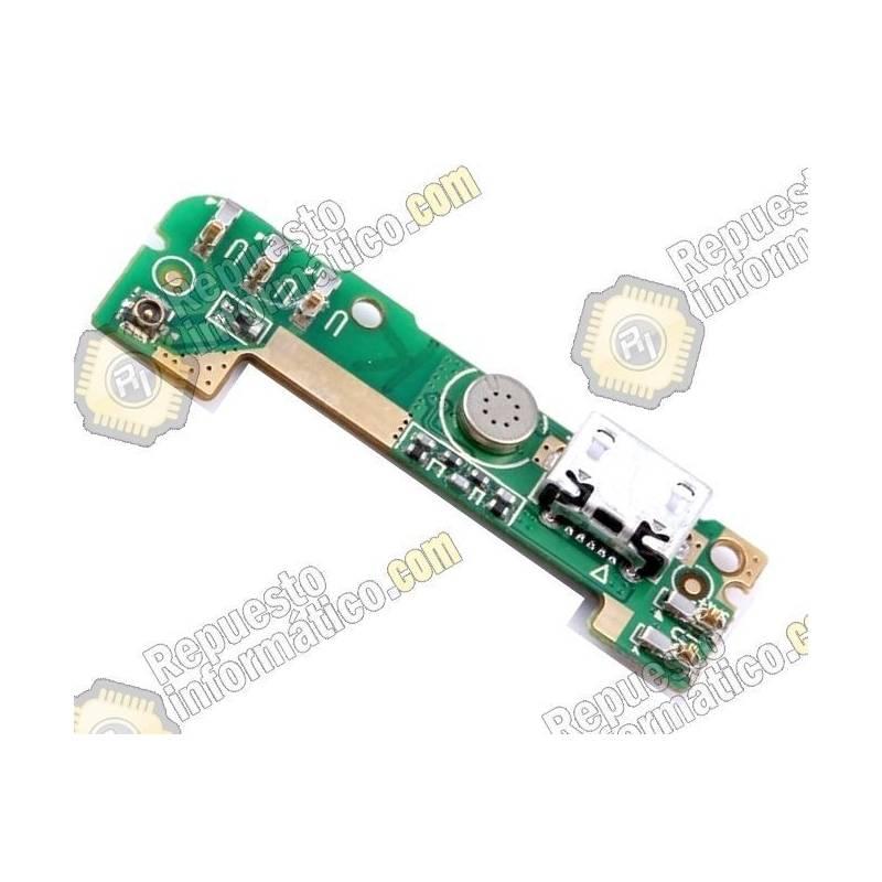 Placa Conector + Micro Jiayu G5, G5S