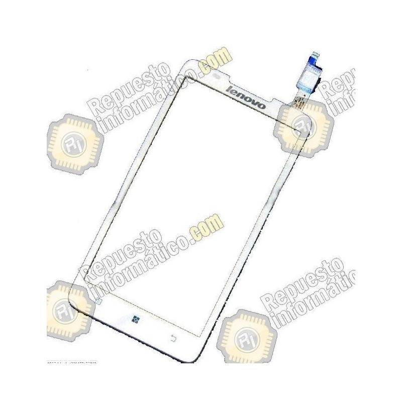 Pantalla Táctil para Lenovo A656 Blanca