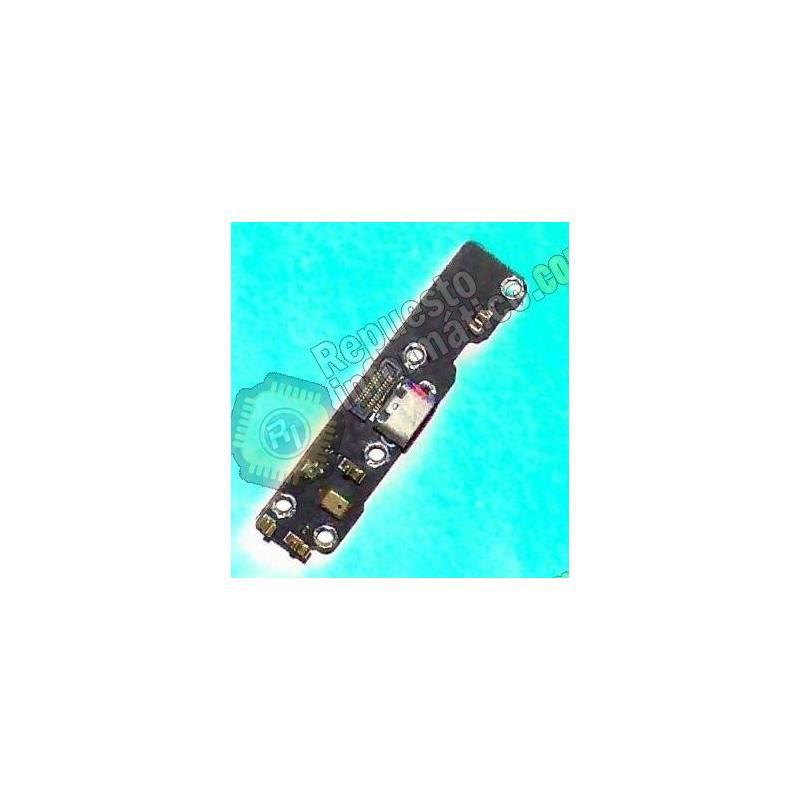Flex Conector de Carga y Microfono Meizu MX3