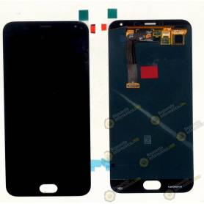 Pantalla (Lcd+tactil) Meizu MX5 negra