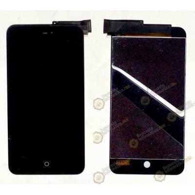 Pantalla (Lcd+ Tactil) Meizu MX2 negra