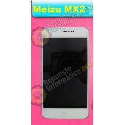 Pantalla (Lcd+ Tactil) Meizu MX2 blanca