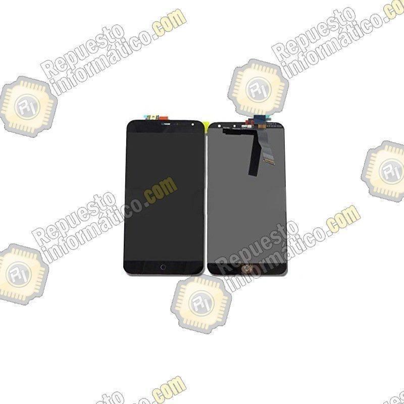 Pantalla (LCD+ Táctil) Negra Meizu MX4
