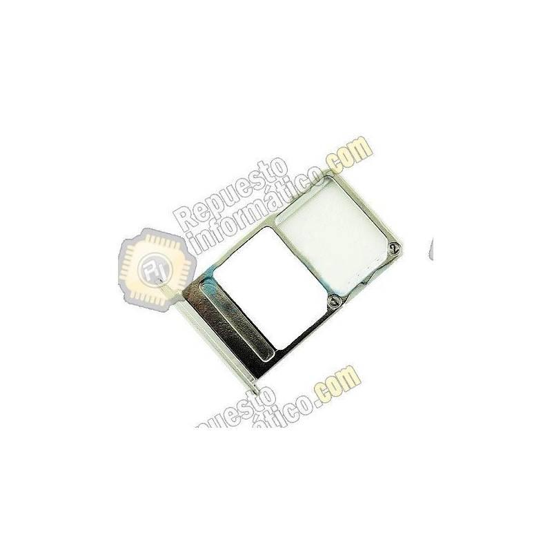 Bandeja Sim Meizu MX5 (Blanco)