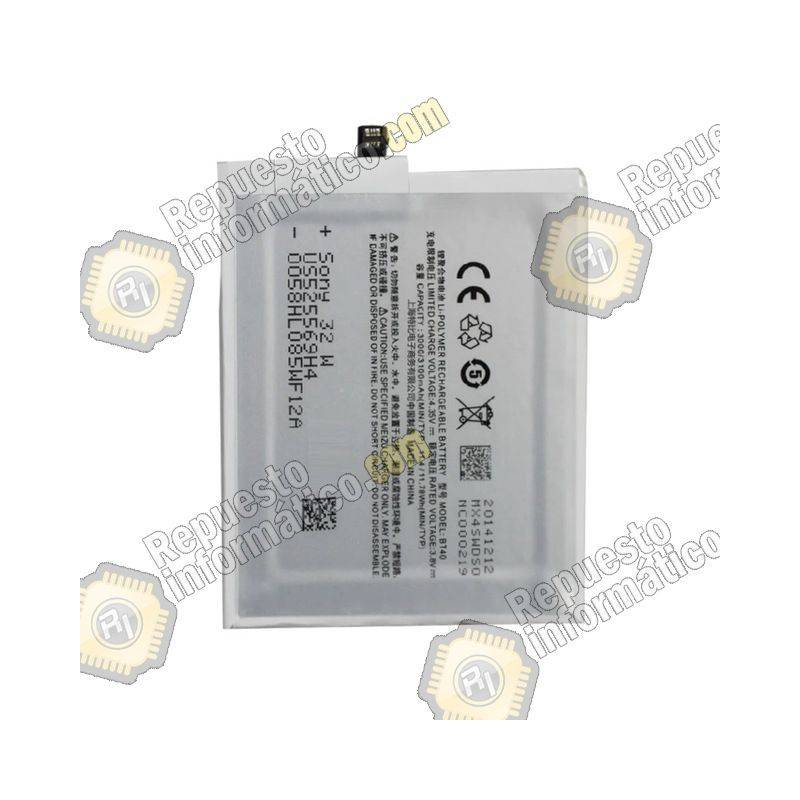 Batería Meizu MX4 BT40 3100mAh