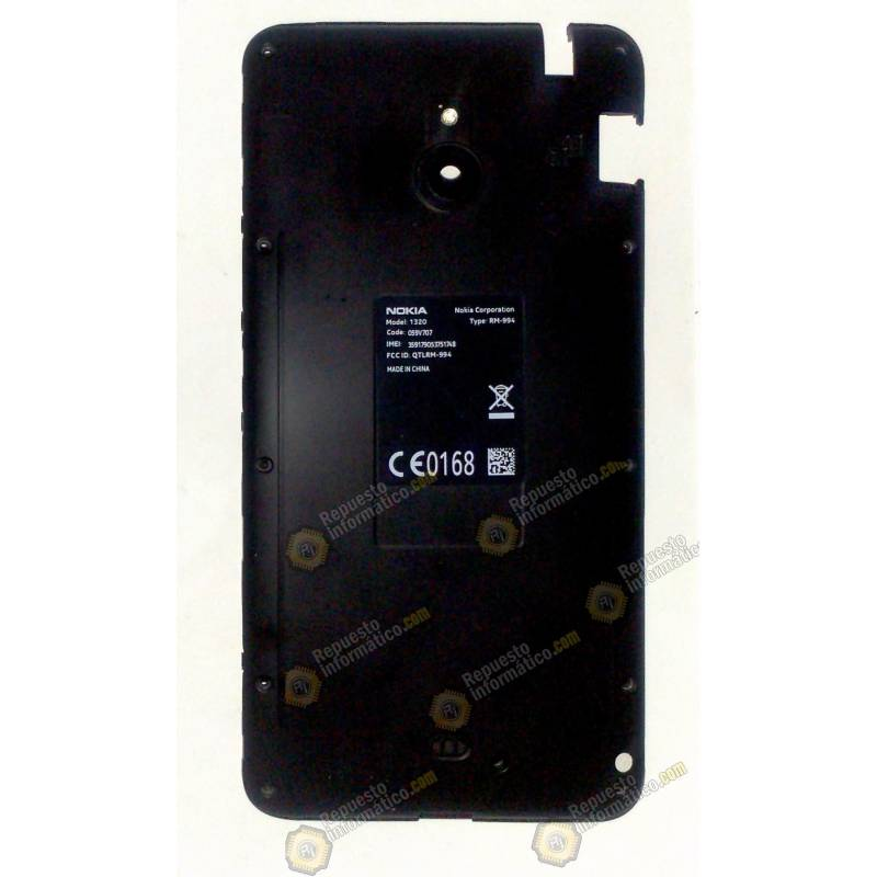 Carcasa intermedia Nokia Lumia 1320 (Swap)
