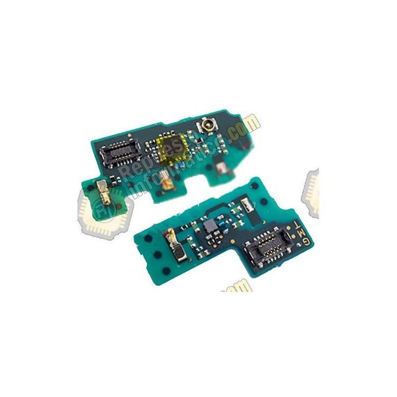 Placas Inferiores de Antena para Sony Xperia Z3, D6603
