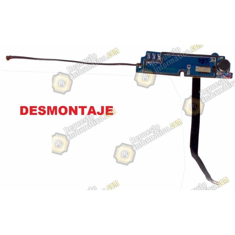 Placa Vibrador+Flex+Coaxial+Micro (Swap)