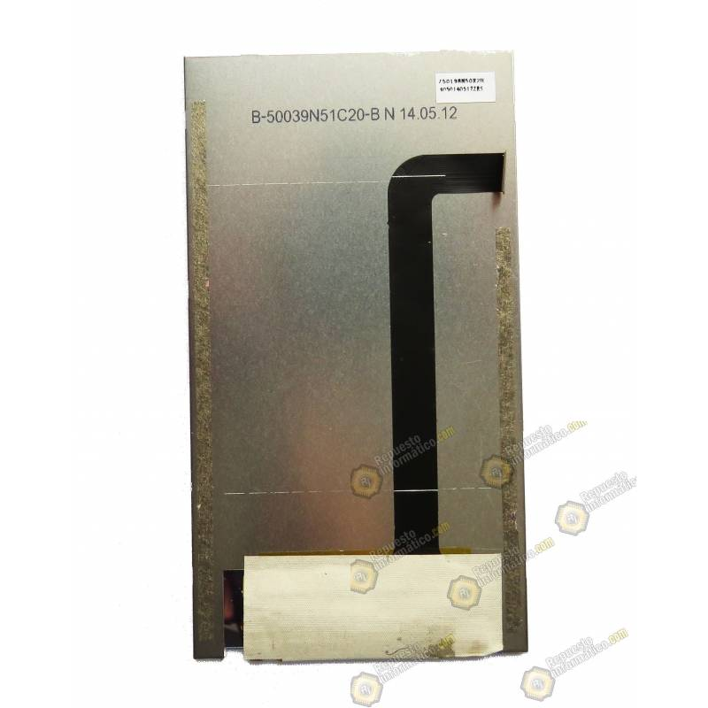 LCD Display UNUSUAL 50X (Swap)
