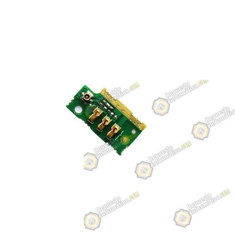 Placa Antena Coaxial UNUSUAL 50X (Swap)