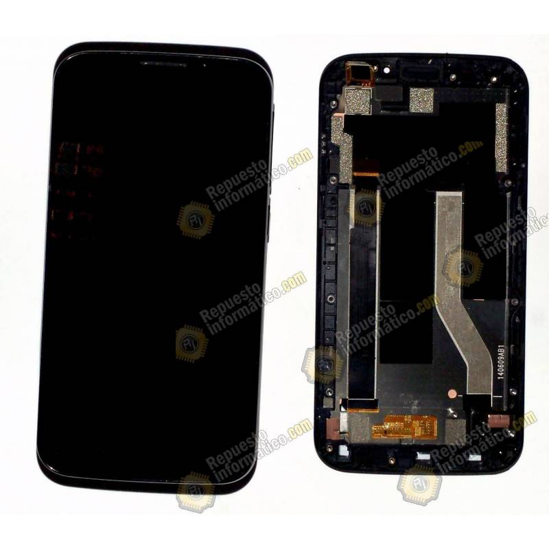 Pantalla (LCD+Táctil+Marco) vodafone Smart 4 Power
