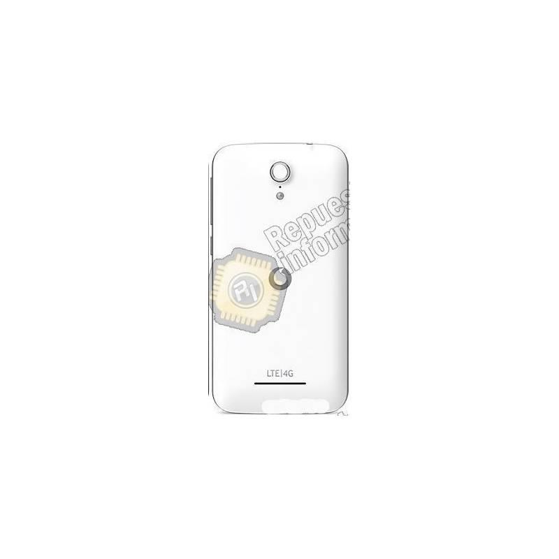 Tapa Trasera + Conector NFC (Blanca) Vodafone Smart 4 Power 985N