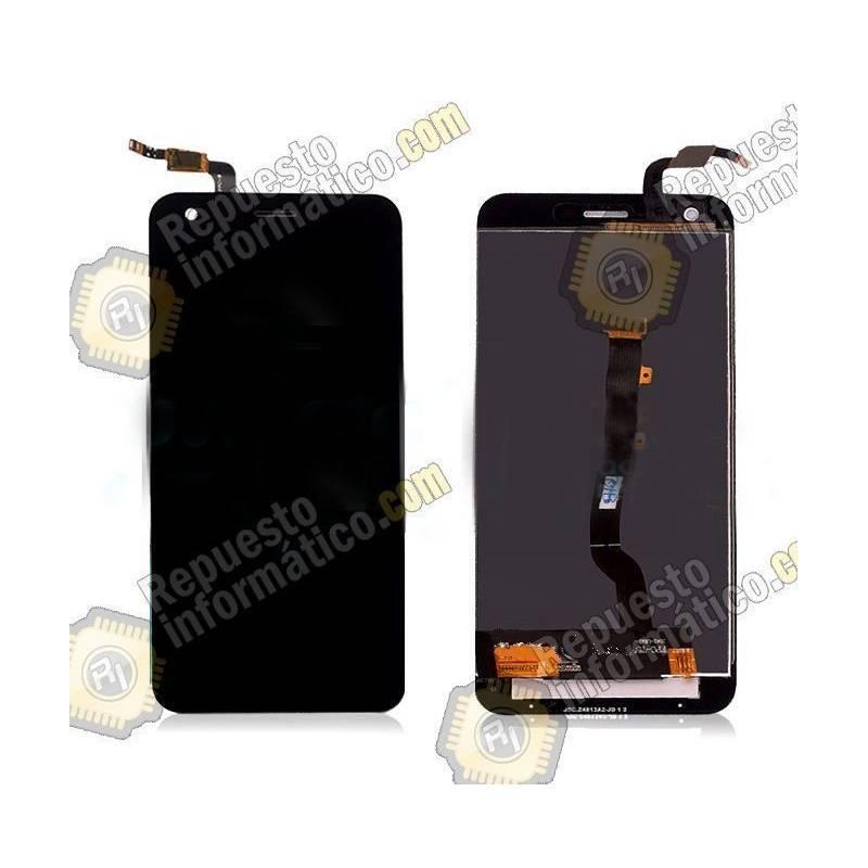 Pantalla Vodafone Smart Ultra 6 VF995 (Negro) (LCD+Táctil)