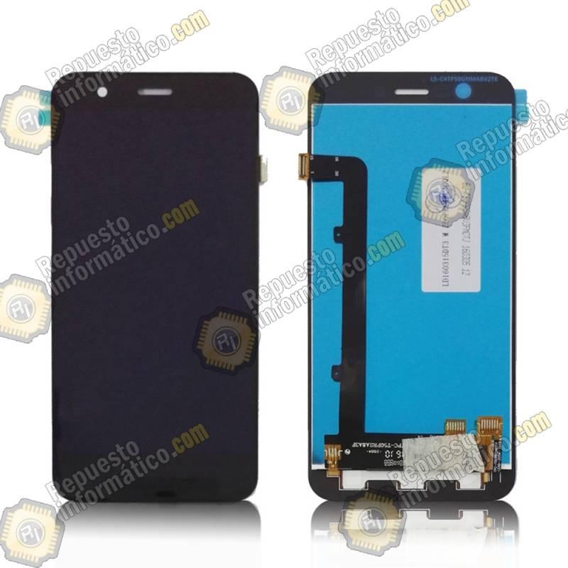 PANTALLA VODAFONE Smart Prime 7 LCD + Táctil (Negro)