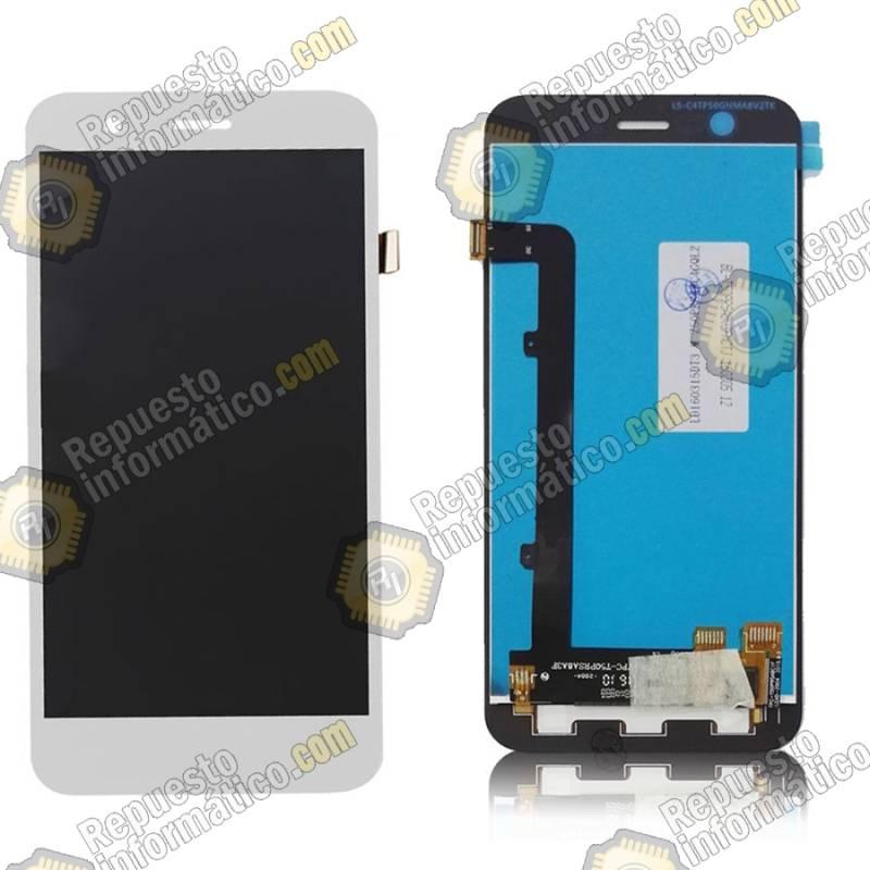 PANTALLA VODAFONE Smart Prime 7 LCD + Táctil (Blanco)
