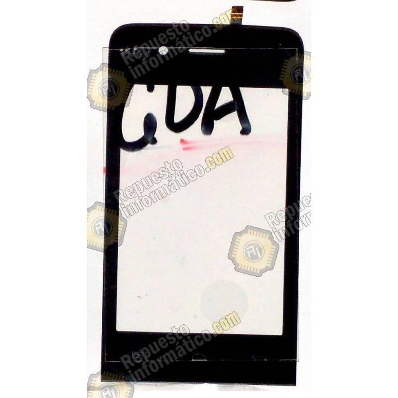 Táctil para Wiko Goa (Negro)