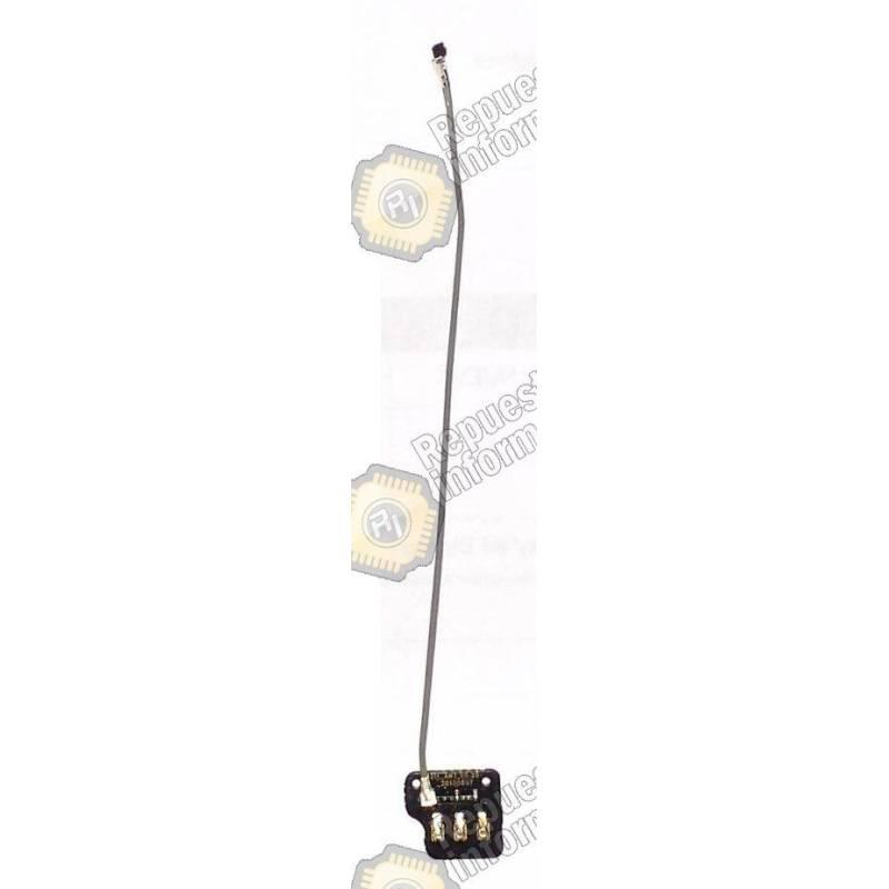 Cable Coaxial+Conector Batería Wiko Darkfull (Swap)