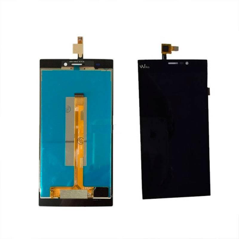Pantalla (LCD+Táctil) para Wiko Ridge 4G (Negra)
