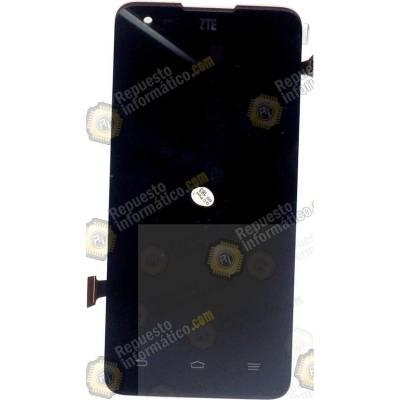 Pantalla (LCD+TACTIL) Negra Zte Grand S Flex (Modelo P893D10)
